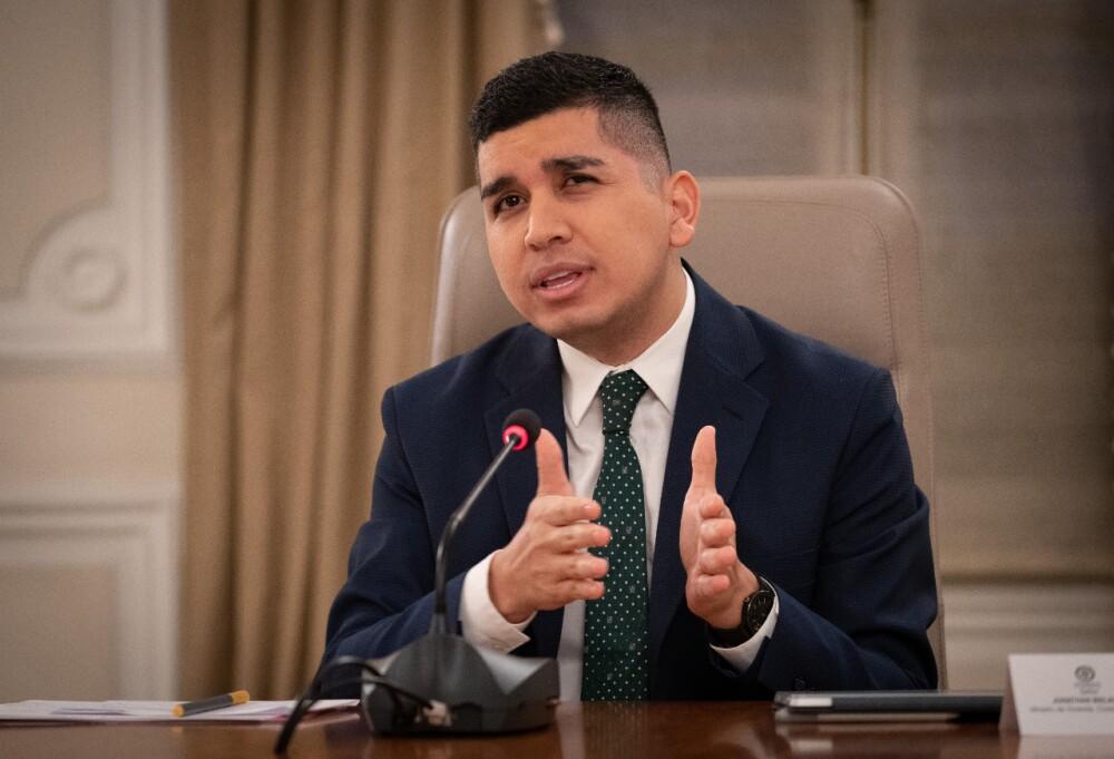 366225_BLU Radio. Jonathan Malagón. Foto Presidencia