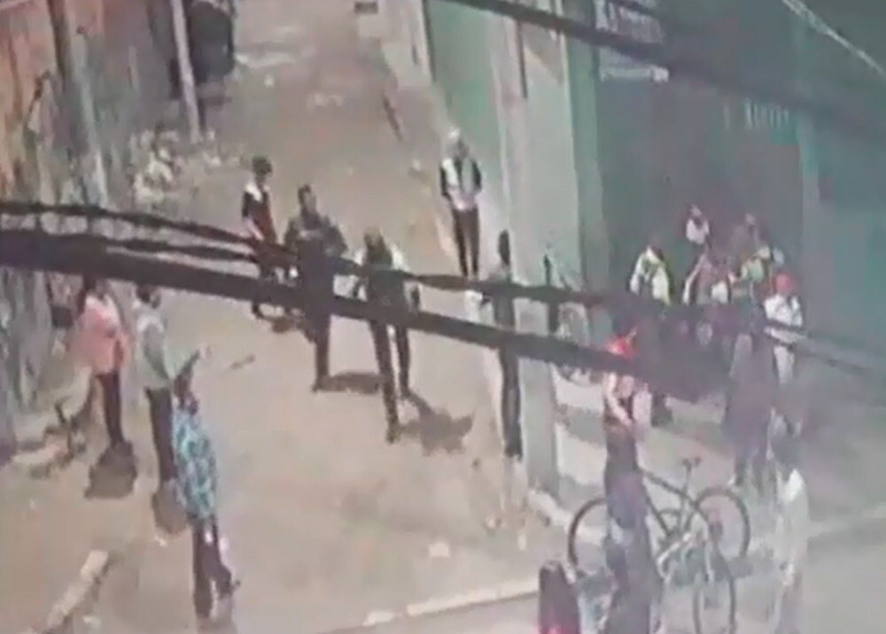 369773_Asonada deja un muerto y dos heridos en el sur de Bogotá // Foto: cortesía Noticias Caracol