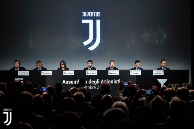 323694_Junta directiva de Juventus