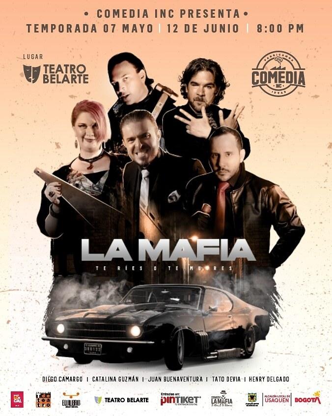 comedia 'La Mafia'