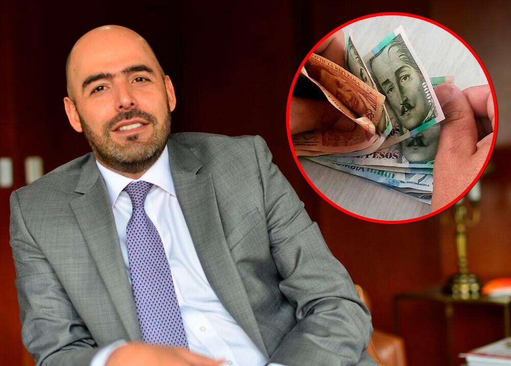Jorge Bedoya, presidente de la SAC - salario mínimo