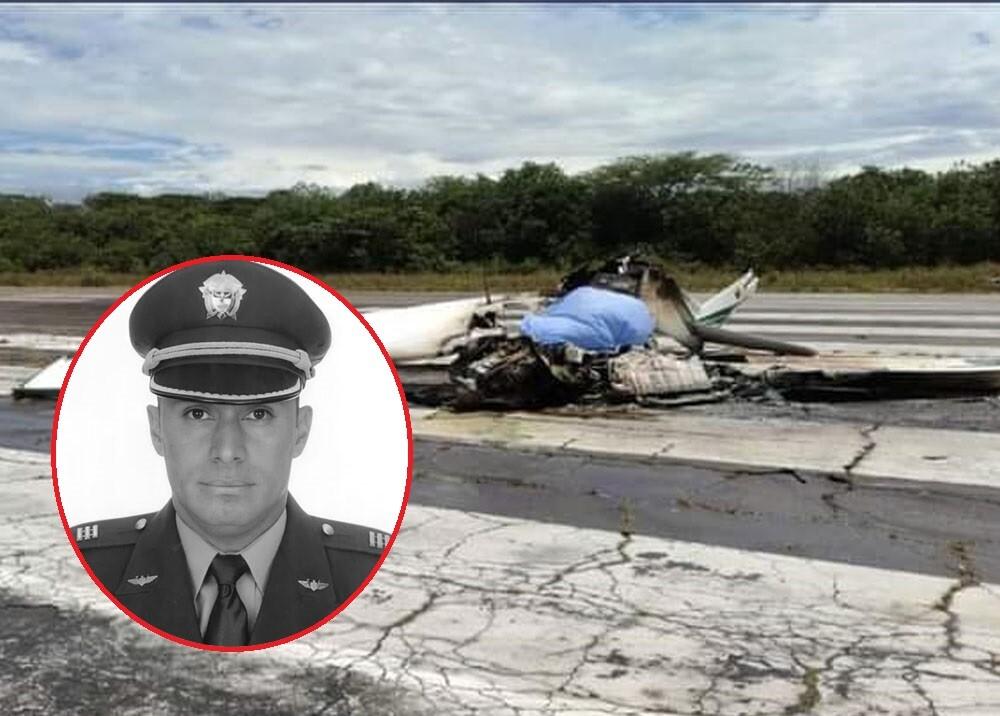 accidente de avioneta en el meta donde murió capitán.jpg
