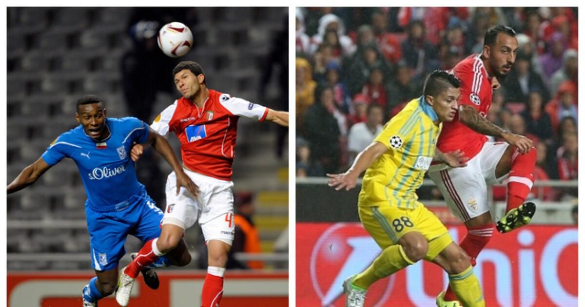 Algunos muy inesperados: los colombianos que jugaron la Champions League con equipos impensados