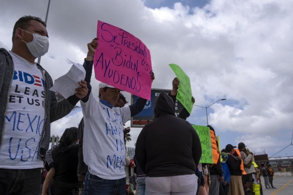 Migrantes piden ayuda a Biden.jpeg