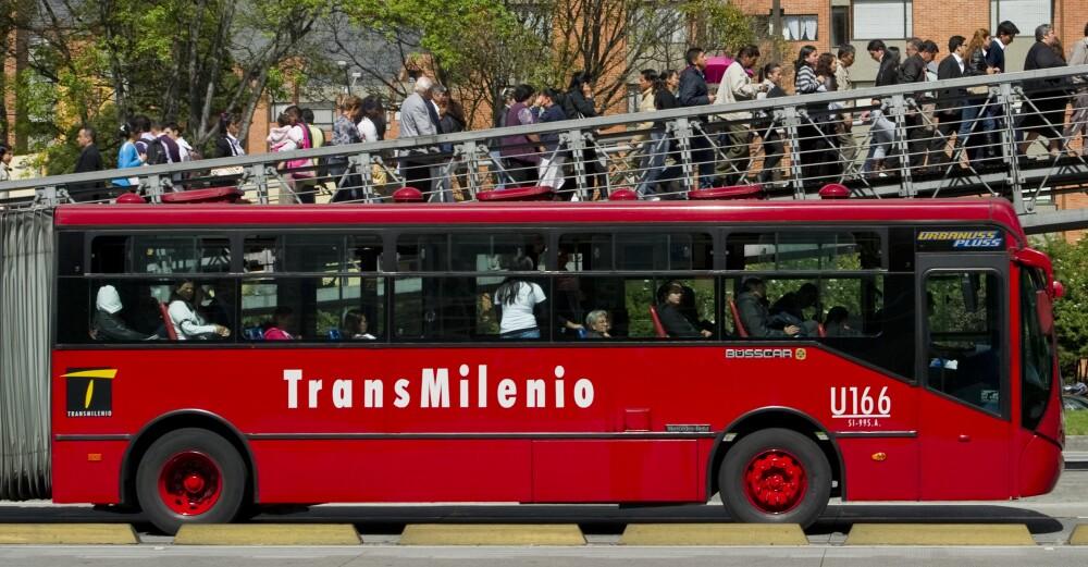 291845_BLU Radio. Transmilenio - Referencia // Foto: AFP