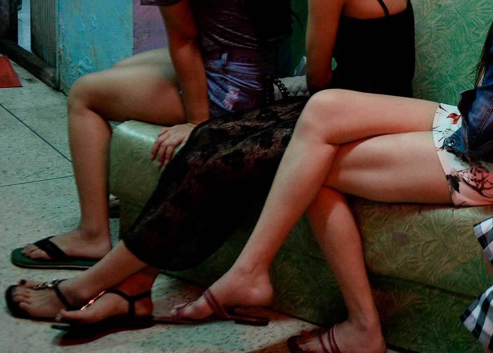Explotación sexual // Foto: AFP