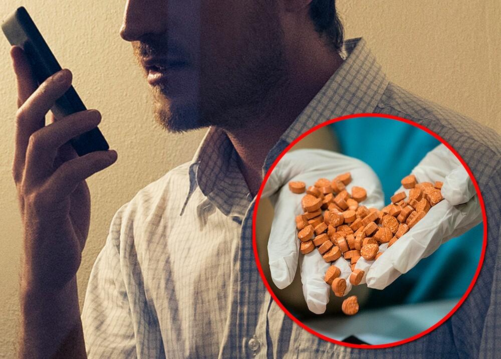 374025_Comercio telefónico de drogas sintéticas // Fotos: AFP, imágenes de referencia