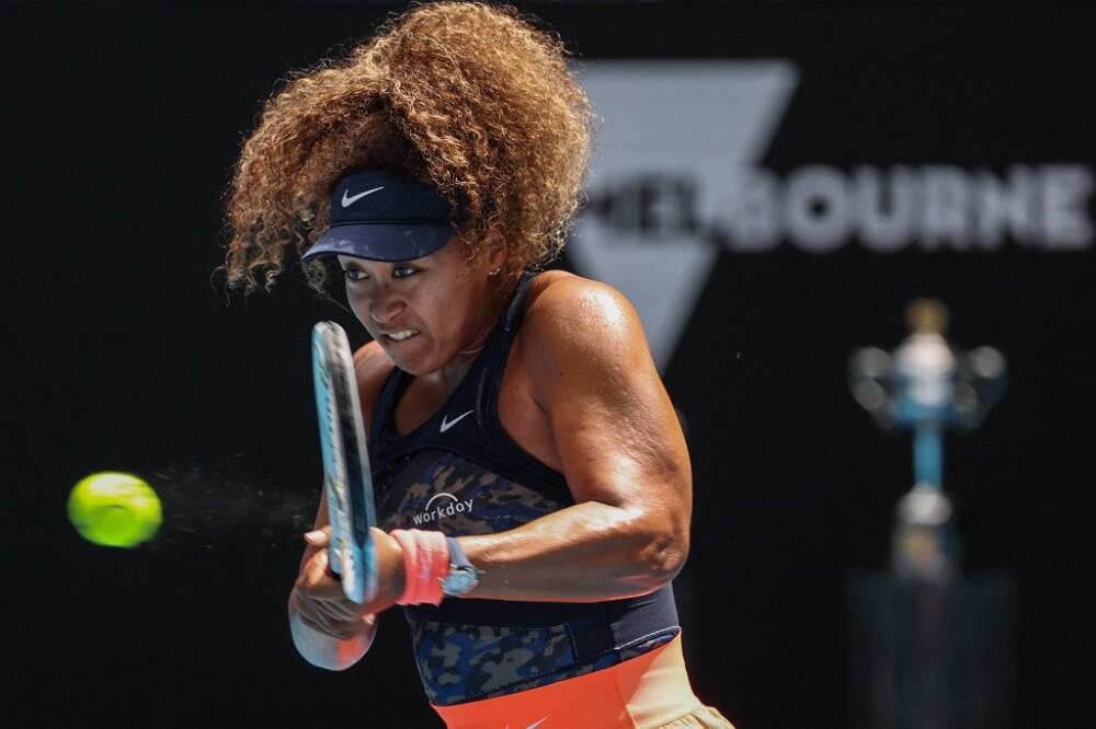 Tenista Naomi Osaka