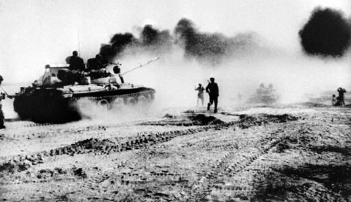 WAR-ARMY-IRAQ-IRAN