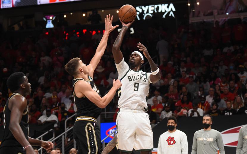 Los Atlanta Hawks vencieron 110-88 a los Milwaukee Bucks en la NBA.