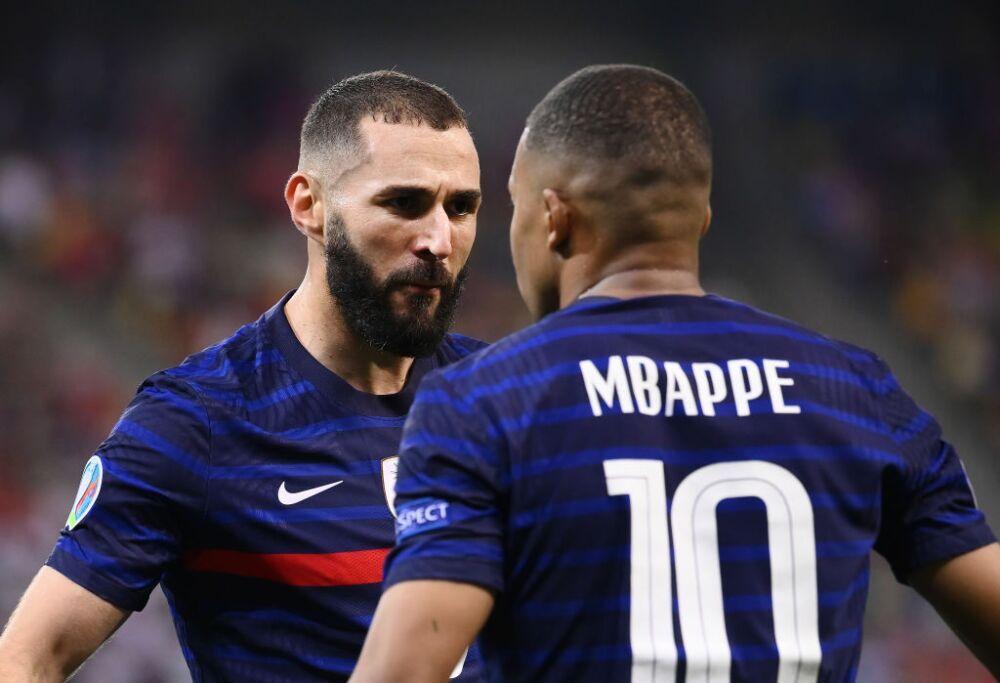 Mbappé-Benzema