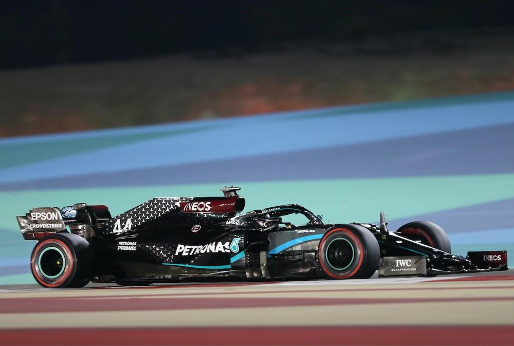 Lewis Hamilton / AFP