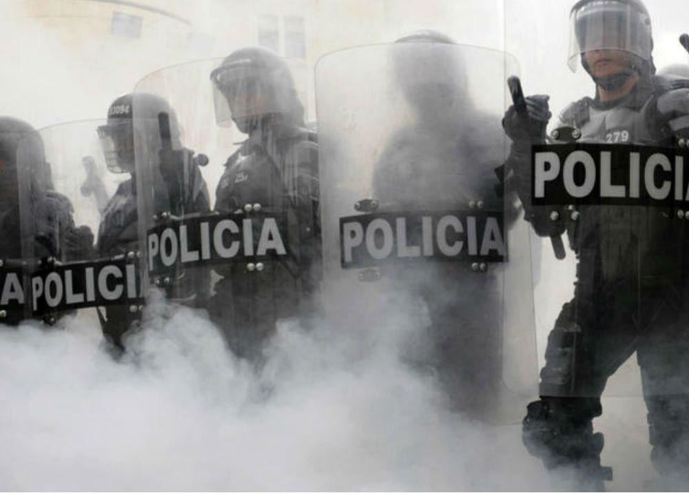 314812_BLU Radio/ Esmad / Foto: AFP