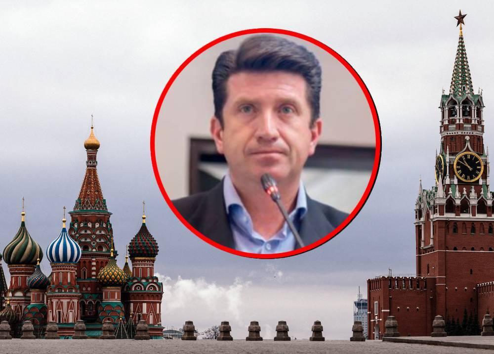 Kremlin - Diego Molano