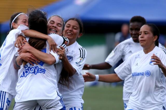 Llaneros contra Millonarios, en la Liga Femenina