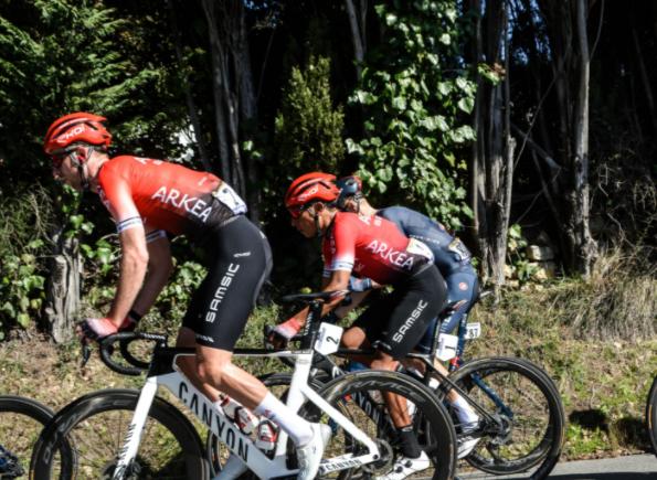 Nairo Quintana finalizó noveno en la general del Tour de los Alpes Marítimos.