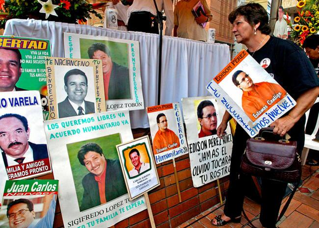 Diputados del Valle - AFP