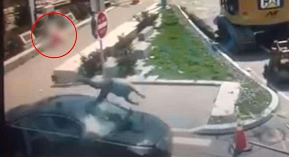 Presunto asesino fue atropellado por el novio de su victima
