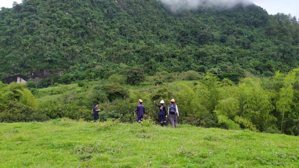 rescate mujeres en el cerro Tusa.jfif