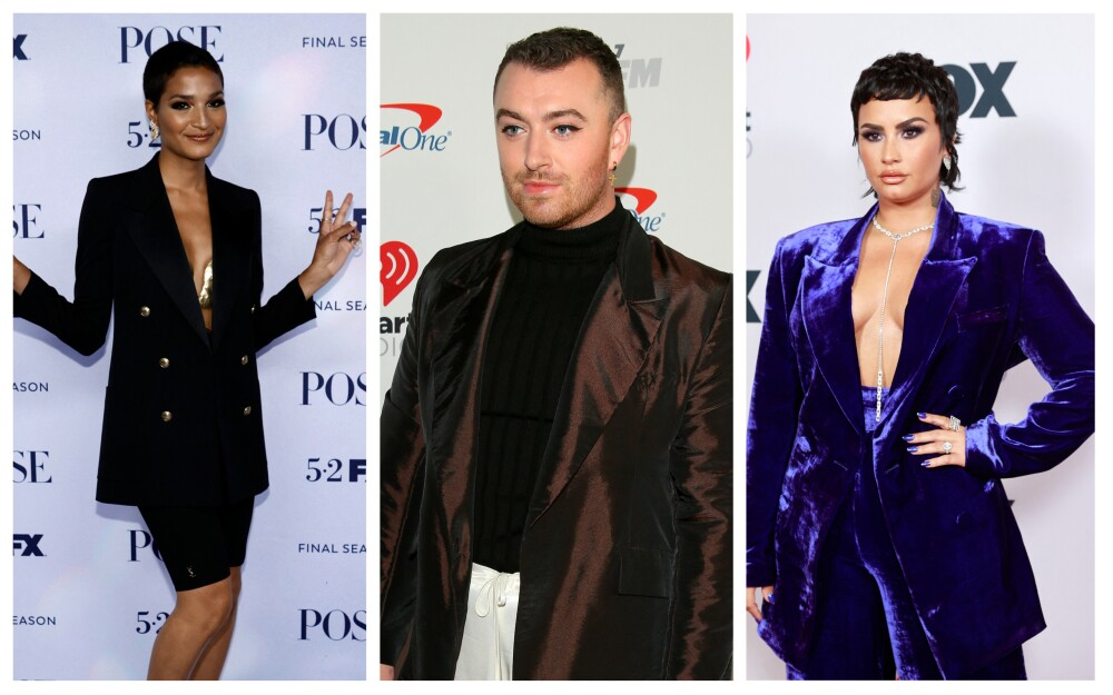 celebridades género no binario