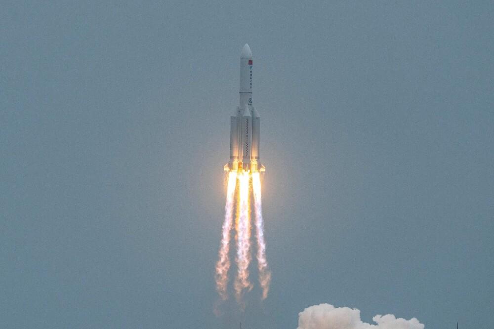 Cohete March 5B