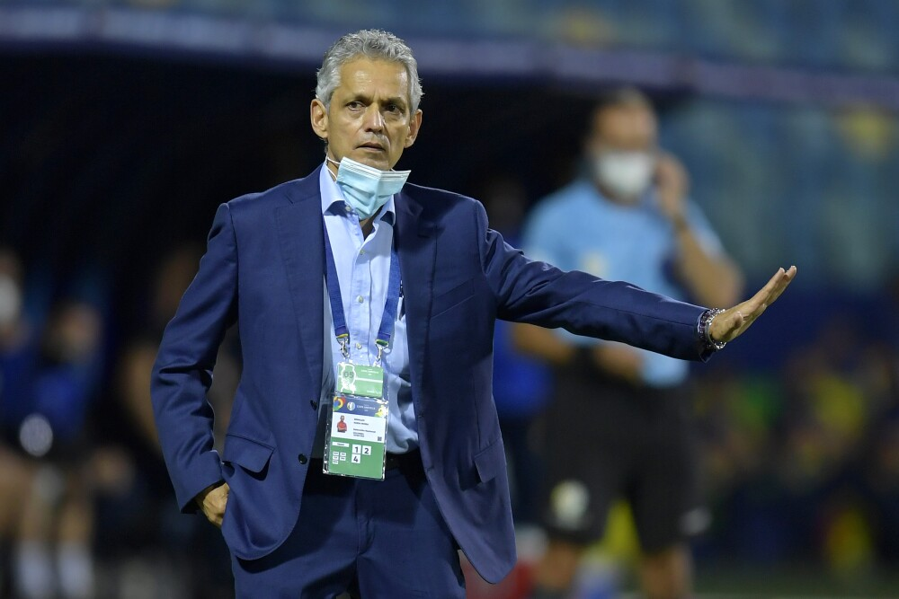 Reinaldo Rueda, en la Selección Colombia