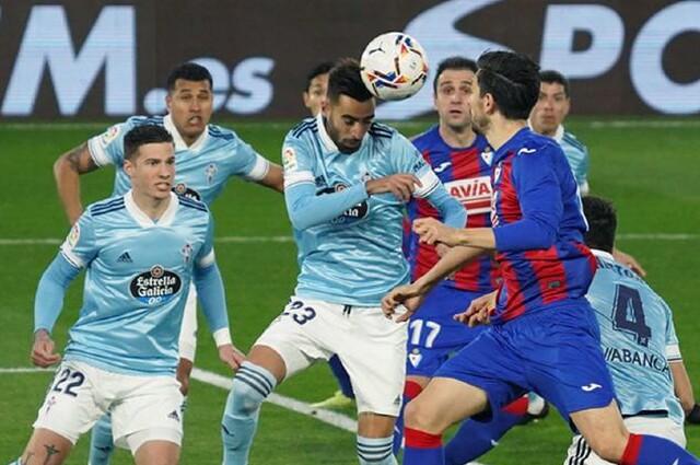 Celta de Vigo vs Eibar