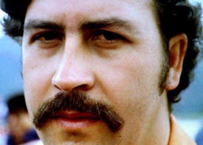 Pablo Escobar AFP