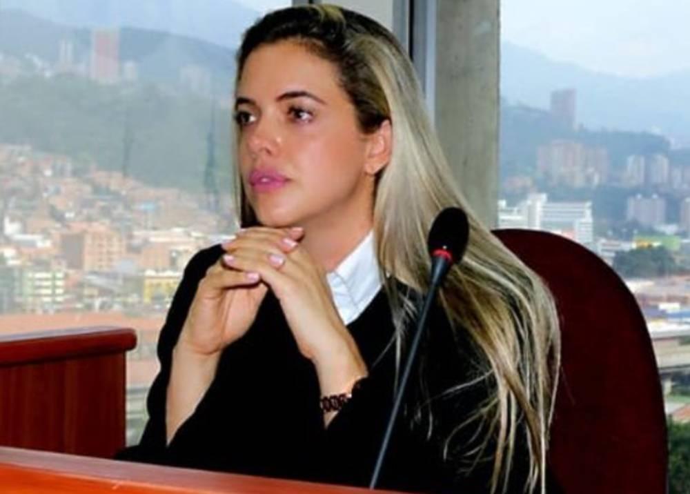 María Clara Ocampo, juez 13 Civil del Circuito de Medellín Foto Twitter @Juez13CivilCto.jpeg