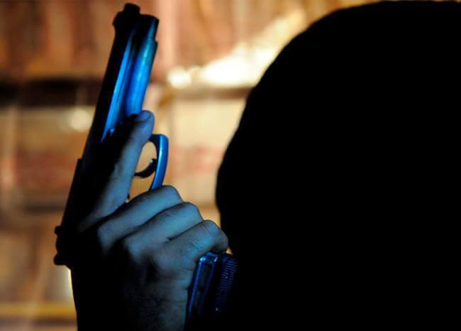 361560_Pistola_arma // Foto: AFP