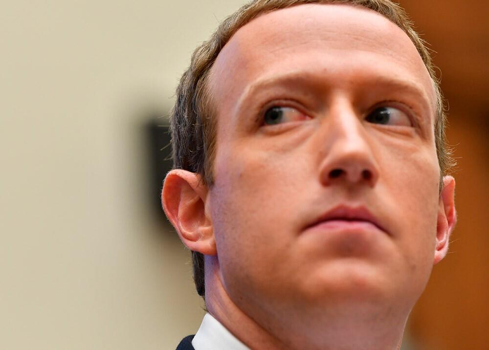 370352_Mark Zuckerberg // Foto: AFP