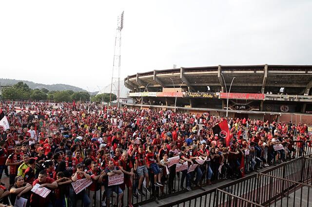 Jugadores del Cúcuta Deportivo en la temporada pasada. Colprensa.png