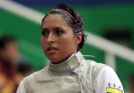 Saskia Loretta van Erven García clasificó a los Juegos Olímpicos de Tokio.