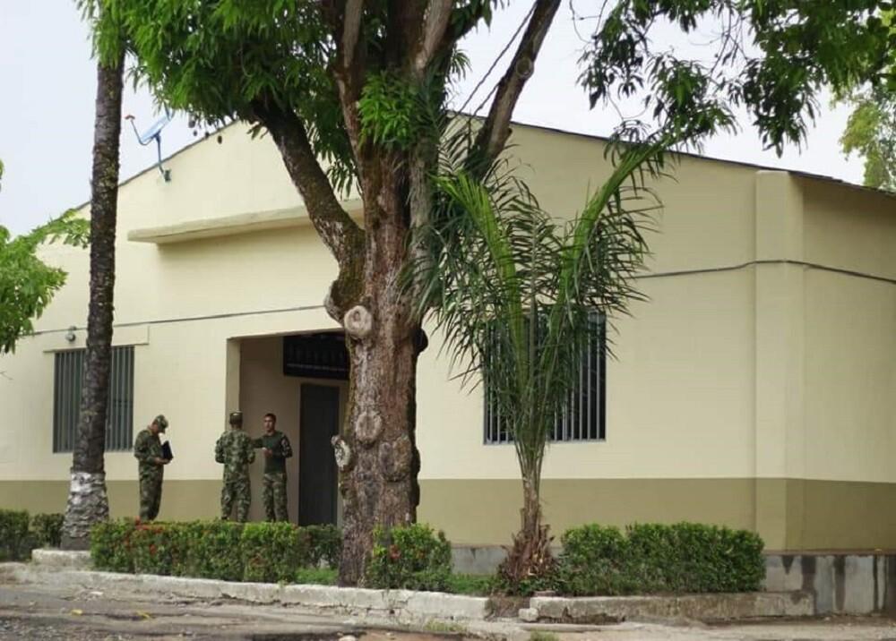 369563_BLU Radio. Cuarentena Batallón Nueva Granada / Foto: Alcaldía de Barrancabermeja