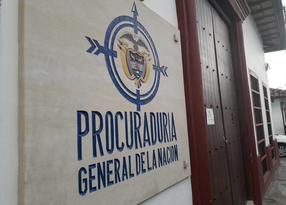 329890_BLU Radio. Procuraduría General de la Nación/ foto: BLU Radio.