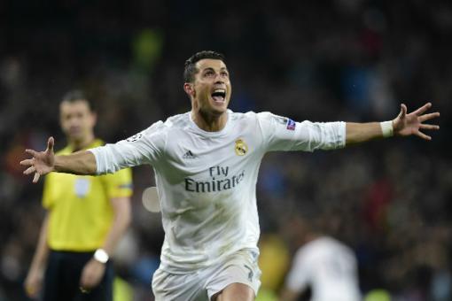 23730_Cristiano Ronaldo vs Wolfsburgo - Foto: AFP