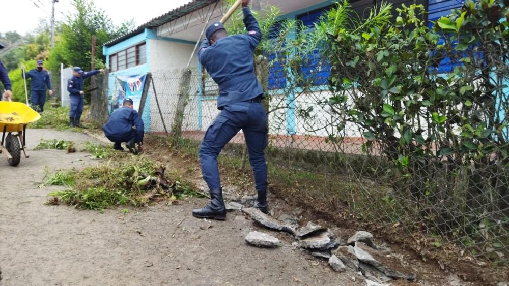 Desminado humanitario en Valle del Cauca