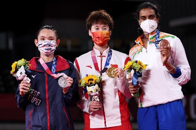 Medallero de los Juegos Olímpicos de Tokio 2020