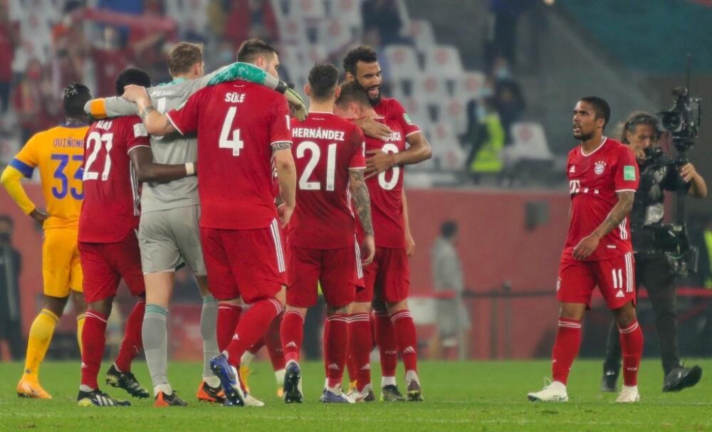Bayern de Múnich vs. Tigres