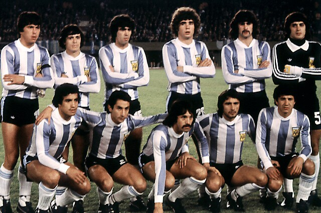 Selección Argentina, campeona del Mundial de 1978