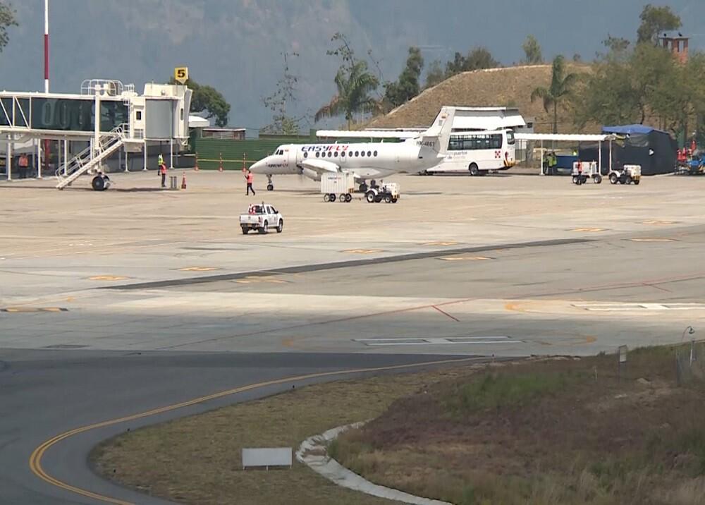 367939_BLU Radio. Aeropuerto Palonegro / Foto: Gobernación de Santander