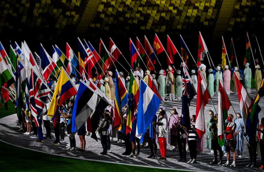 Desfile-banderas-tokio2020