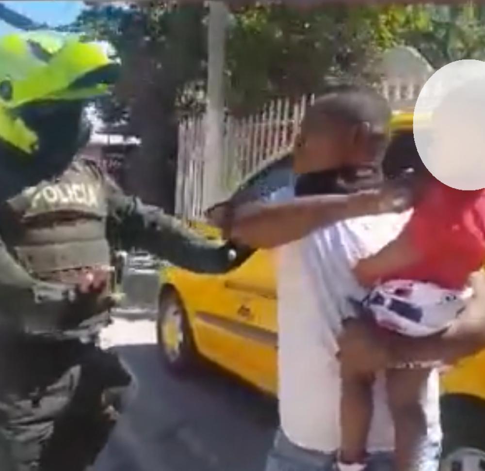 Santa Marta intento de asesinato