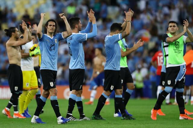 Selección Uruguaya de Fútbol del 2020