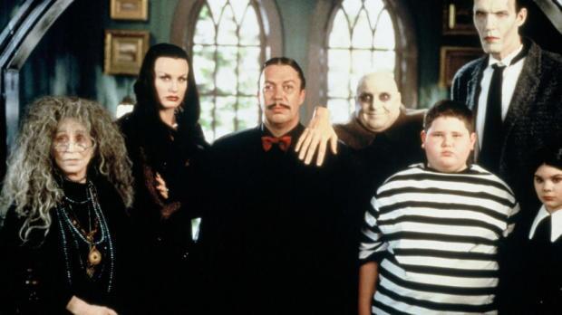 'Los Locos Adams: la reunión', película de 1998 en la que participó Jerry Messing como 'Pericles'