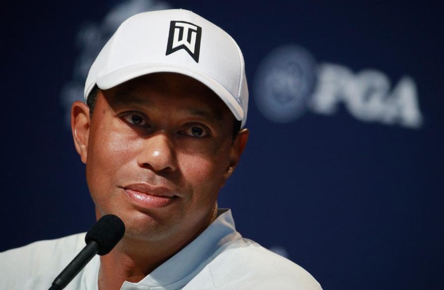 Tiger Woods sufrió un accidente de tránsito en Los Ángeles (Estados Unidos).
