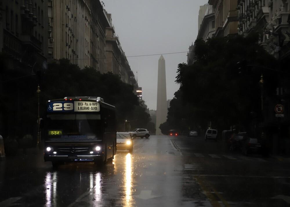 336561_BLU Radio. Apagón nacional en Argentina // Foto: AFP / Noticias Argentinas - Juan Vargas