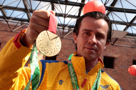 Roberto Terán Tafur representará a Colombia en los Juegos Olímpicos de Tokio 2020.