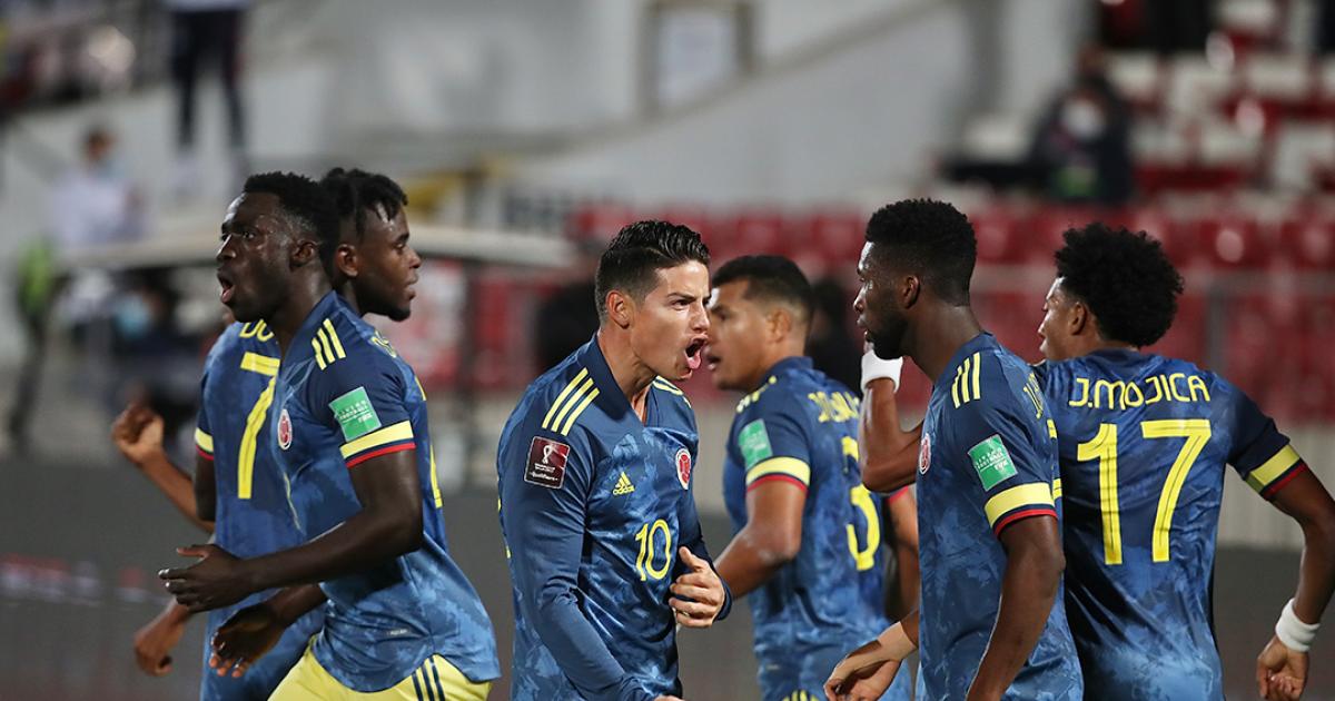 La Selección Colombia volverá al horario de las 3:30 p.m para enfrentar a Uruguay