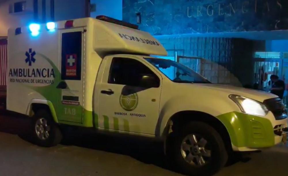 Ambulancia, Barbosa, Antioquia.png